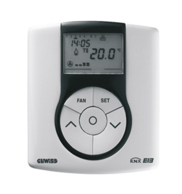EASY THERMOSTAT WHITE DIGITAL (SLAVE)