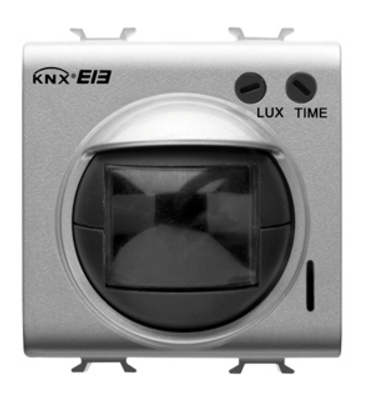 KNX IR MOVEMENT DETECTOR WITH LIGHT SENSOR WHITE