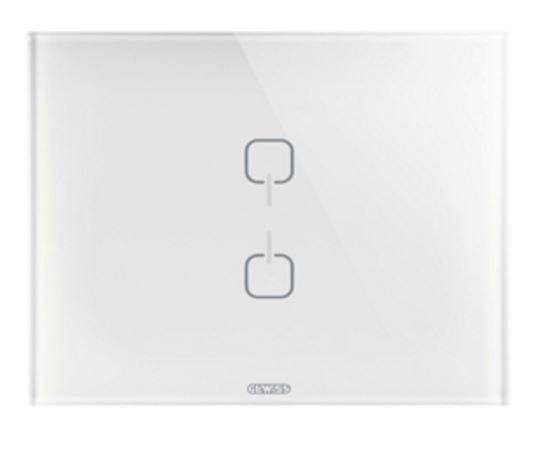 ICE TOUCH KNX 2 SYMBOL WHITE - REPLACED BY GW16946CB