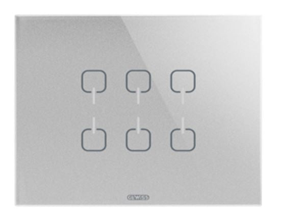 ICE TOUCH KNX 6 SYMBOL TITANIUM - REPLACED BY GW16946CT
