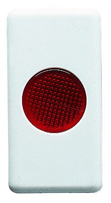 1 MOD. RED PILOT LIGHT - NO LAMP