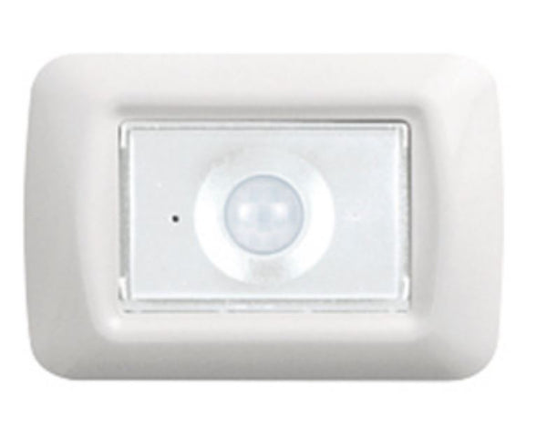 1 CH RF MOVEMENT DETECTOR WHITE