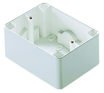 1-3 GANG SURFACE MOUNTING BOX