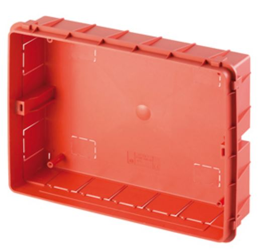 FLUSH MOUNT BOX MASONRY 15""