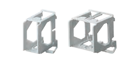 1 GANG DIN RAIL SUPPORT BRACKET