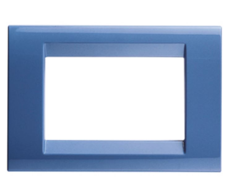 PLAYBUS SKY BLUE 2-GANG PLATE
