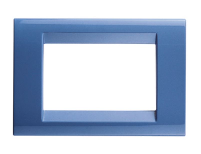 PLAYBUS SKY BLUE 4-GANG PLATE
