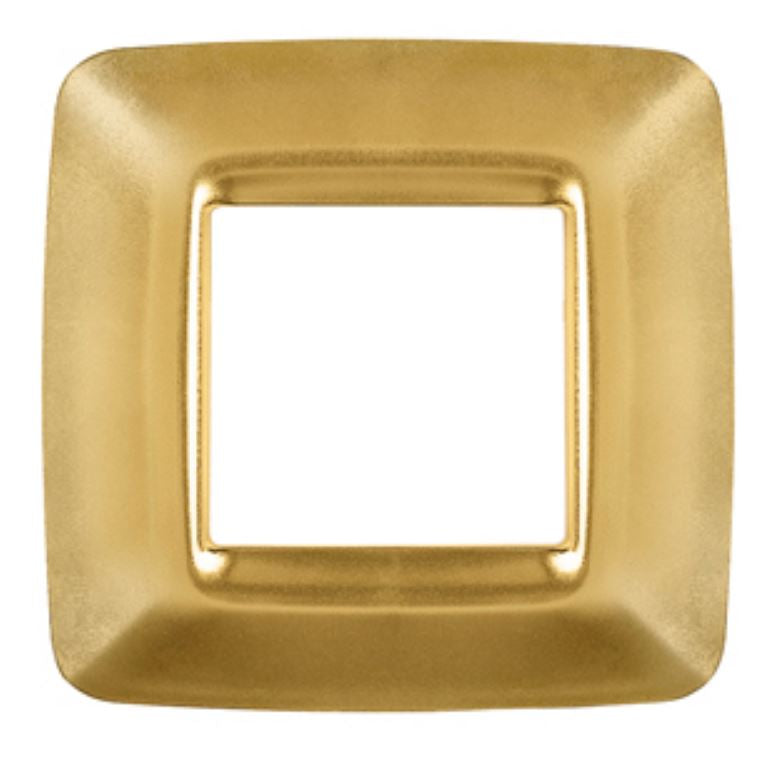 ECO SINGLE PLATE - ANTIQUE GOLD