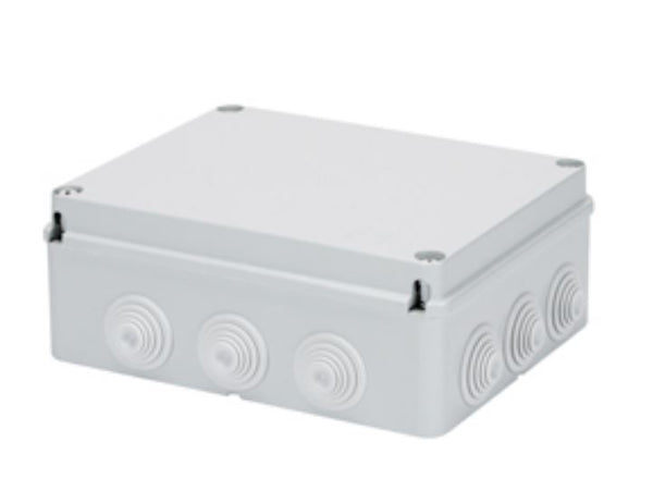 ENCLOSURE WITH GLANDS 240x190x90 IP55