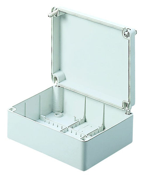 ENCLOSURE PLAIN SIDES 380x300x120 IP56