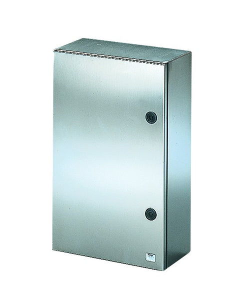 STAINLESS STEEL ENCLOSURE 425x310x160