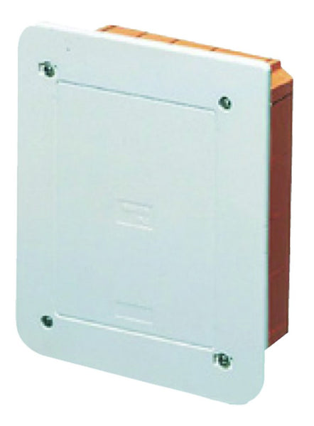FLUSH CONNECTION BOX WITH LID IP55 308X169X70