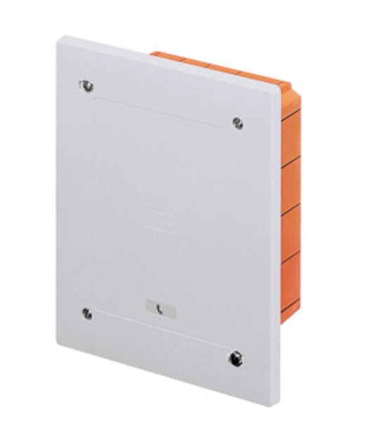 FLUSH CONNECTION BOX WITH LID IP55 398X169X70