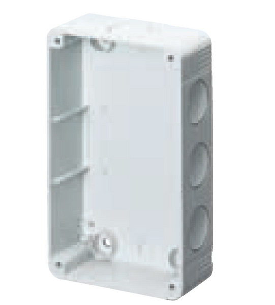 COMBIBLOC BACK-MOUNTING BOX
