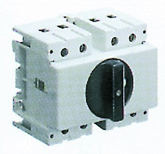 DIN RAIL MOUNT 63AMP 4P ISOLATOR WITH HANDLE