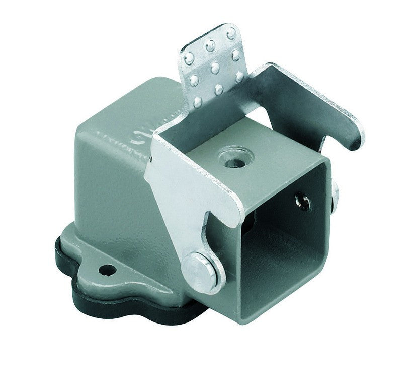 ANGLE BASE PLASTIC HOUSING W/LEV FOR 3 & 4P CON.