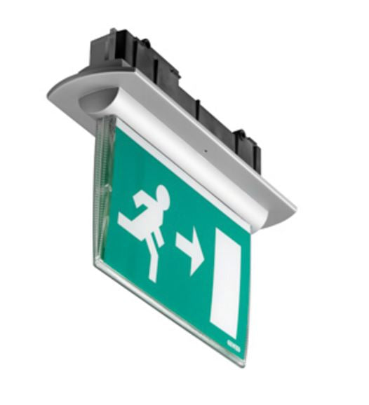 KNX STARTEC EIB - M DOUBLE SIDED EMERGENCY LIGHT LED 3W 3h C
