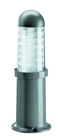 11WATT E.S.L GREY GARDEN LAMP