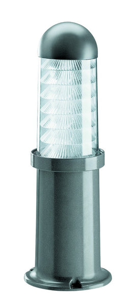 26WATT E.S.L GREY GARDEN LAMP