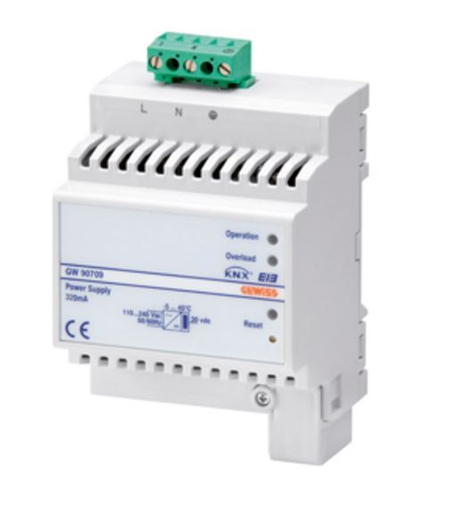 ELECTRONIC POWER SUPPLY  320mA 240V AC > 30V DC