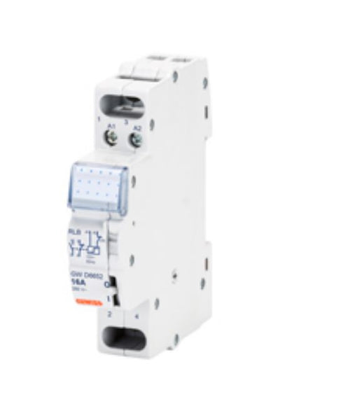 LATCHING RELAY 1 CHANGEOVER 16A 24VAC