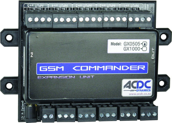 8 I/P ANALOG EXP 4-20MA/0-30V (ONLY FOR GC0641 & GC1281)
