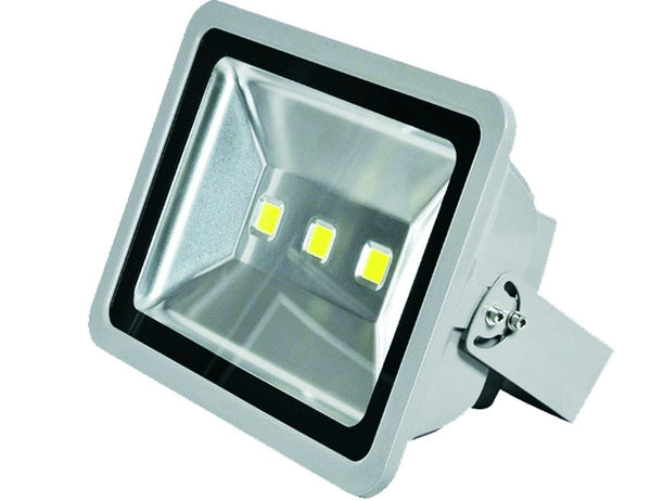 85-265VAC 150W COOL WHITE LED ALUM. FLOOD LIGHT IP65