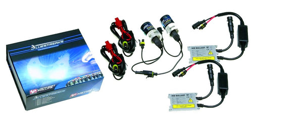 12V, H4-1, XENON SINGLE BEAM, HEADLAMP KIT 55W,6000K