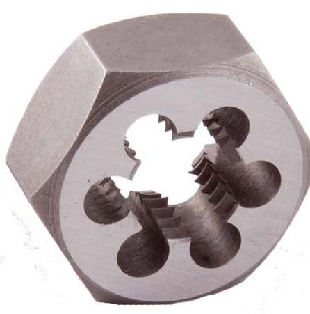 35MM HEX DIE FOR BM384