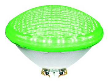 12VAC 18W PAR56 GREEN SPOT LAMP