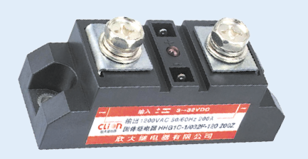 200A 1P SSR IN 3-32VDC, OUTPUT 60-1200VAC