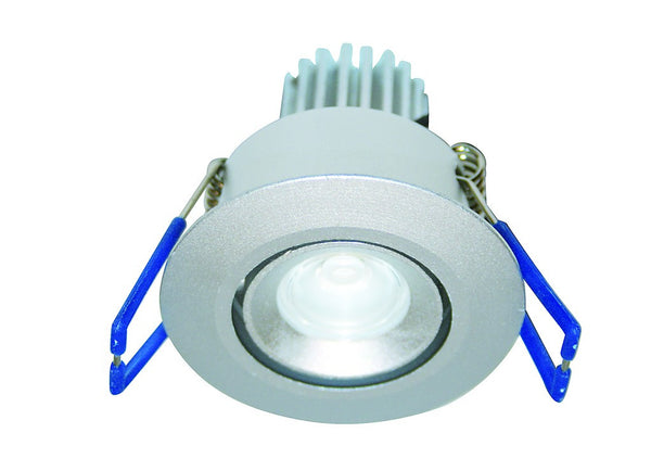 1W HI-POWER RED LED DOWNLIGHT 230VAC C/W LED DRIVER
