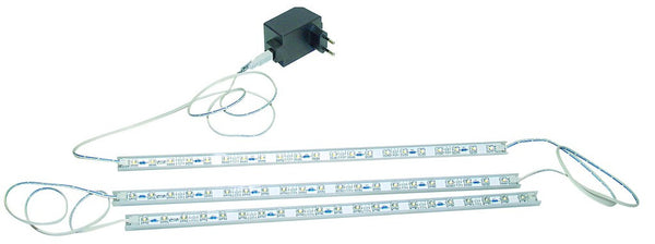 230V BLUE LED STRIP LIGHT IP20 426x14x13MM