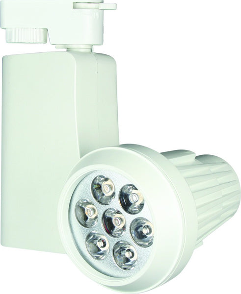 230VAC WARM WHITE 2-WIRE LED TRACK LIGHT 7W