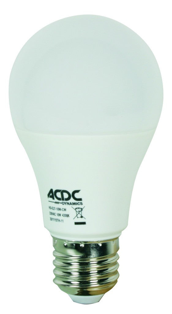 230VAC 15W E27 WARM WHITE LED BULB