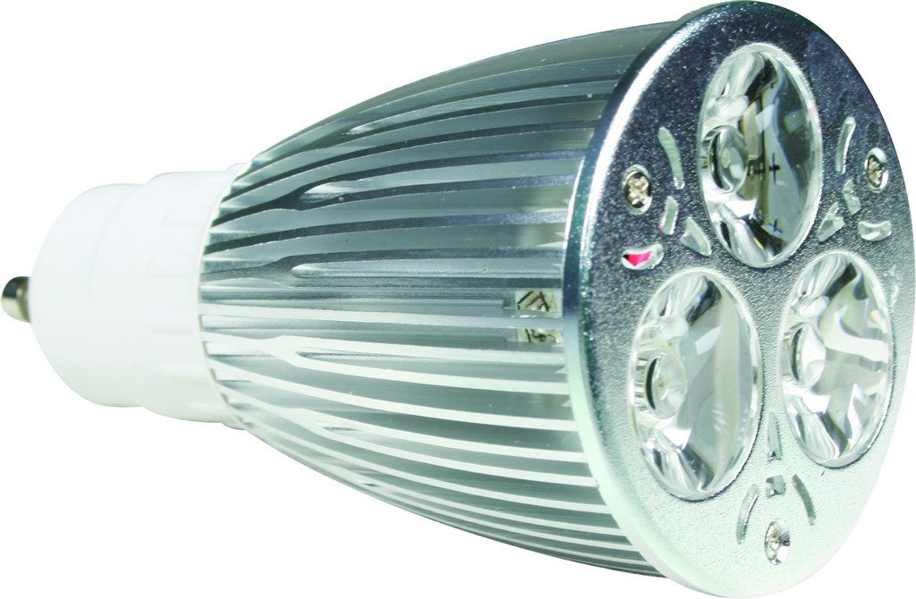 230VAC 6W WARM WHITE LED SPOT LIGHT GU10(400LM)