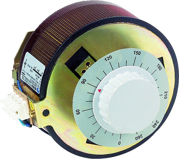 1PH OPEN VARIAC 4.5A 230:0-260V