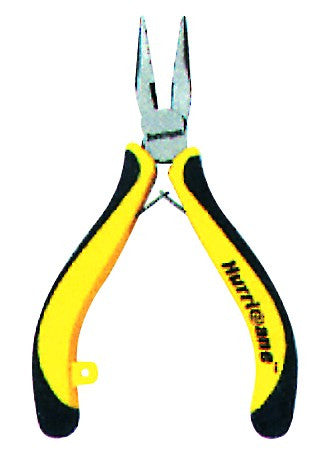 128mm BENT NOSE MINI PLIERS