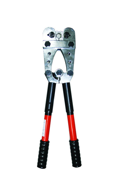 HEX CRIMPING TOOL -  6-50mm2 UNINS TERMINALS