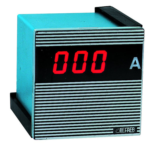 PROGRAMMABLE AC AMP/VOLTMETER 72x36 115/230VAC