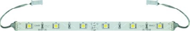 12VDC LED COOL WHITE TRI-CHIP SMD STRIP LIGHT 500x11.7MM