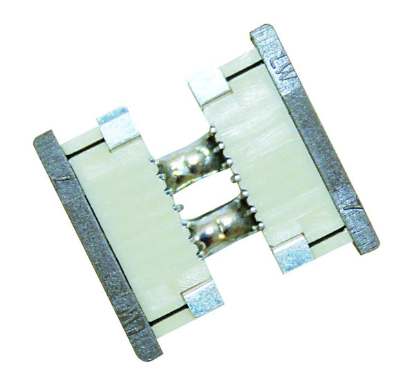 2 WIRE DOUBLE SIDED CONNECTOR FOR IMG30 LED STRIPS/10