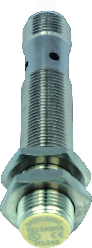 M12 IND PROX 2mm NO-NC 2 WIRE M12 PLUG 10-30VDC