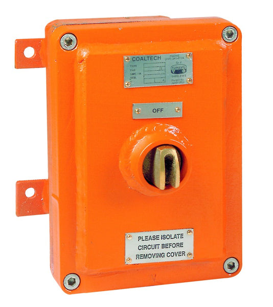 63A 3 POLE ISOLATOR FLP