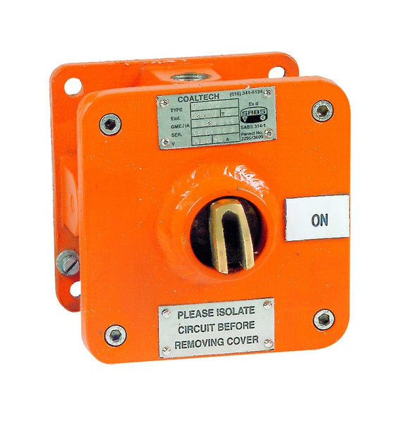 20A 2 POLE ISOLATOR FLP