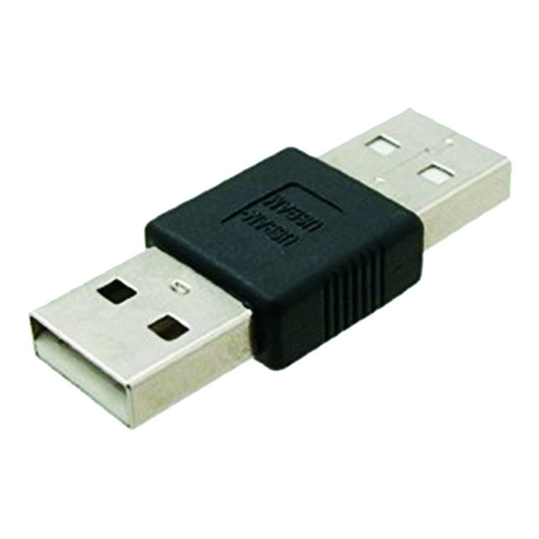 USB 2.0 A MALE TO A MALE ADAPTOR