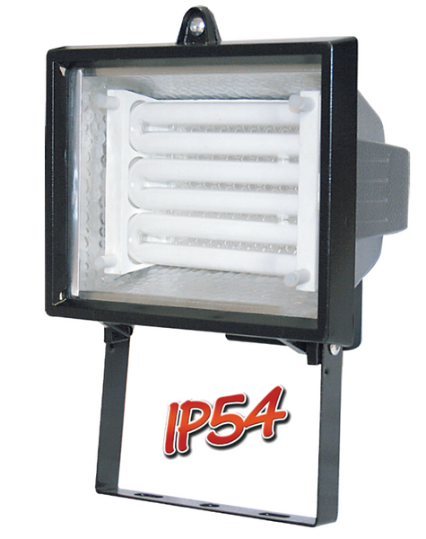 120W INDUCTION FLOODLIGHT DIE CAST C/W LAMP