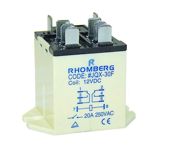 20A 2 C/0 POWER RELAY
