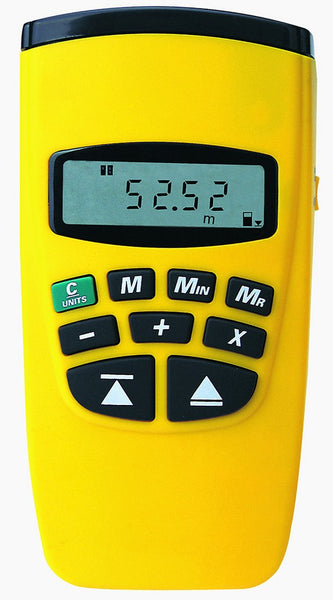 INFRARED/ULTRASONIC MEASURING METER UP TO 75M