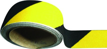 50mm x 18m ANTI SLIP TAPE YELLOW/BLACK